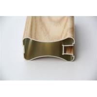 衣柜门铝材、移门铝材、包覆铝材、电泳喷涂铝材