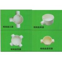 PVC-U绝缘电工套管配件系列