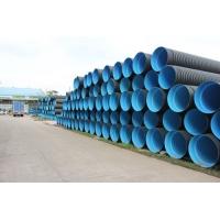 供应优质江西HDPE双壁波纹管