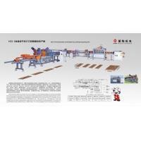 陶瓷切割机、瓷砖切割机、干切割磨边生产线