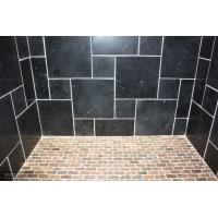 青石地板砖咖啡厅天然石材罗马拼凡尔赛拼图
