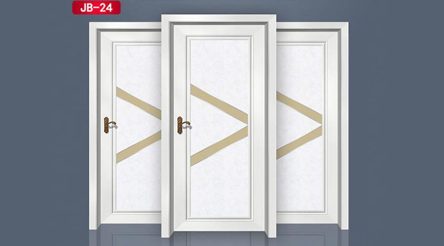 铝木复合套装门