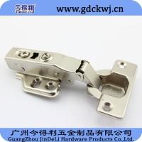 冷轧钢板直臂橱柜液压铰链报价 缓冲直铰