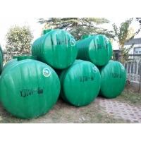 YJBH-2(4立方)玻璃钢化粪池