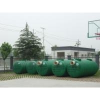 YJBH-5(12立方)玻璃钢化粪池