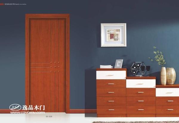 重庆逸品木门:典雅高贵,充满尊华感