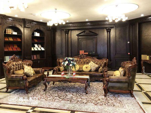 重庆逸品木门:整装展厅展示 高端大气