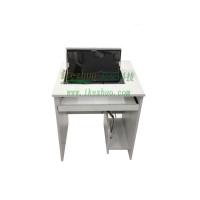 佛山翻转电脑桌 液晶屏翻转桌 学生电脑桌