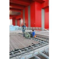 世博中国馆塑木地板4