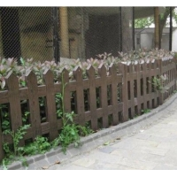 仿木围栏 方木栏杆