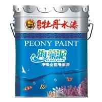海藻泥净味全能墙面漆