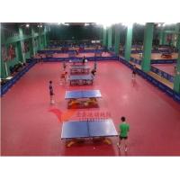 乒乓球塑胶运动地板