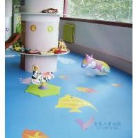 阿拉善盟幼儿园PVC地板