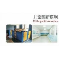 华捷装饰材料铝型材系列五儿童隔断系列