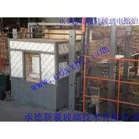 设计建造0.5吨高硼硅玻璃电熔炉