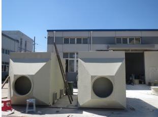 天津废气活性炭净化塔