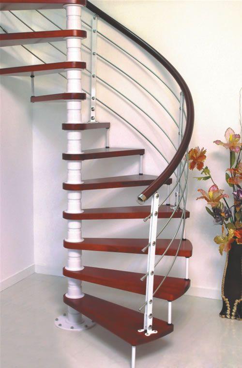 深圳旋转楼梯 钢结构旋转楼梯 铁艺旋转楼梯