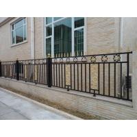 深圳铁艺围墙护栏   铁艺围墙栏杆   铁艺围墙栅栏