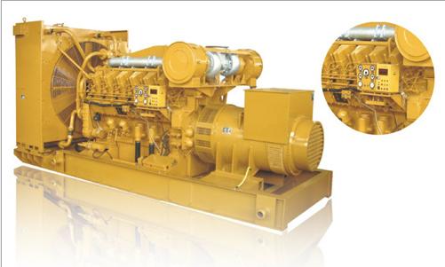 石油济柴柴油发电机组