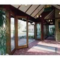 木质折叠门  重型折叠门 纯进口折叠门五金配件