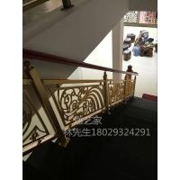 佛山雕艺家中国风铝板雕刻护栏