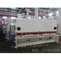 东强重工-QC12Y-板材专用液压数控闸式剪板机