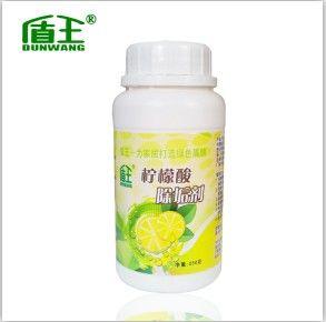 盾王柠檬酸除垢剂 食品级电水壶水垢清洁剂 饮水机清洗剂