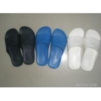 防静电拖鞋 优质SPU材料