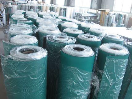 防静电胶皮 优质防静电胶垫 绿色防静电胶板