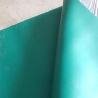 绿色防静电胶皮