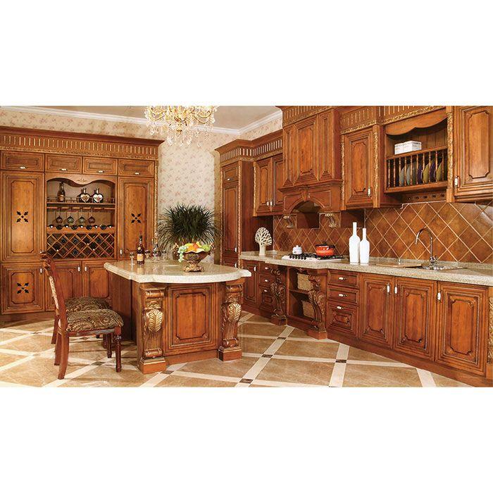安格莱木业-橱柜