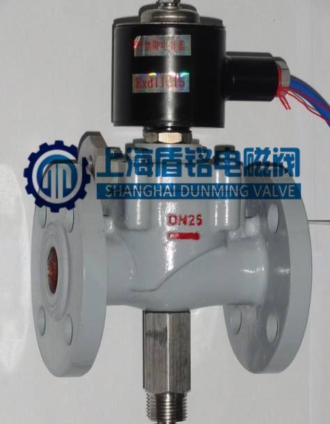 铸钢带阀位信号反馈功能电磁阀