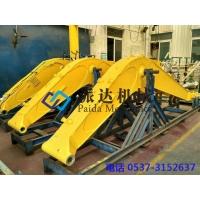 小松挖掘机pc300-7动臂/大臂配件 济宁原厂小松动臂