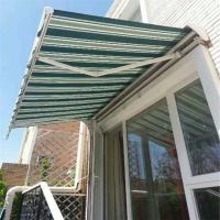 全盒曲臂遮阳篷 豪华型伸缩雨篷 户外阳台窗户遮阳棚 折叠篷