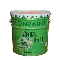 龙牌漆 净味360高级哑光墙面漆 南京龙牌漆