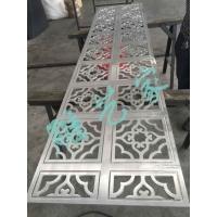 铝雕屏风 铝板雕刻 不锈钢屏风
