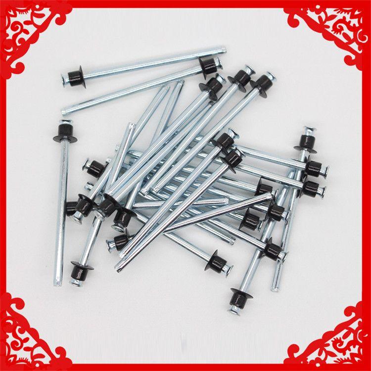 唐山市生产厂家机箱专用skk3025pt双平头抽空拉钉