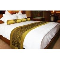 北京酒店宾馆纯棉床上用品定做