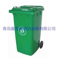 青岛垃圾桶弗雷沃Fuleiwo240L环卫垃圾桶