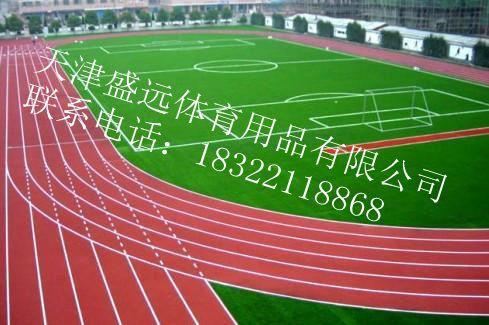 天津塑胶跑道铺设价格