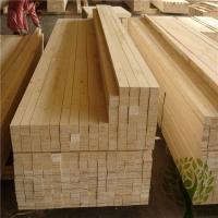 出口免检木托盘包装箱用免熏蒸木方LVL,杨木LVL,顺向多层
