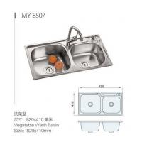 牧野卫浴-洗菜盆MY-8507