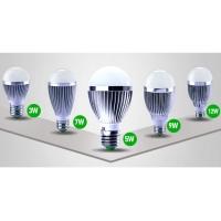 沙银球泡灯,12W球泡灯图片,压铸COB球泡灯