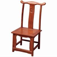 尊派实木家具 帝王赋系列 仿古 靠背椅 灯挂椅