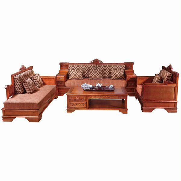 尊派实威廉希尔 帝王赋系列  客厅沙发组合