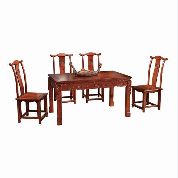 尊派实威廉希尔 帝王赋系列  茶几 靠背椅组合