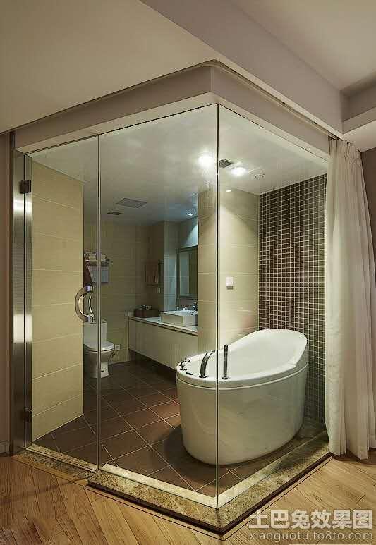 淋浴门干湿分区