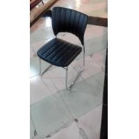 金属脚架结构_双弓型职员椅