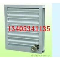 LBC保温型铝合金双层防雨防沙调节百叶窗