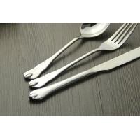 直销各式不锈钢餐具 餐厅牛排刀叉 西餐餐具定制